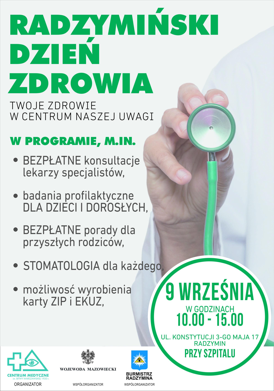 3. Radzymiński Dzień Zdrowia